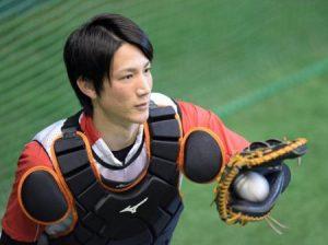 他にもイケメンな野球選手の髪型をいくつか紹介していきます。