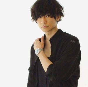 川上洋平さんの髪型