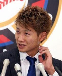 西川遥輝の髪型がイケメン!画像やセット法を紹介!   男の髪型特集