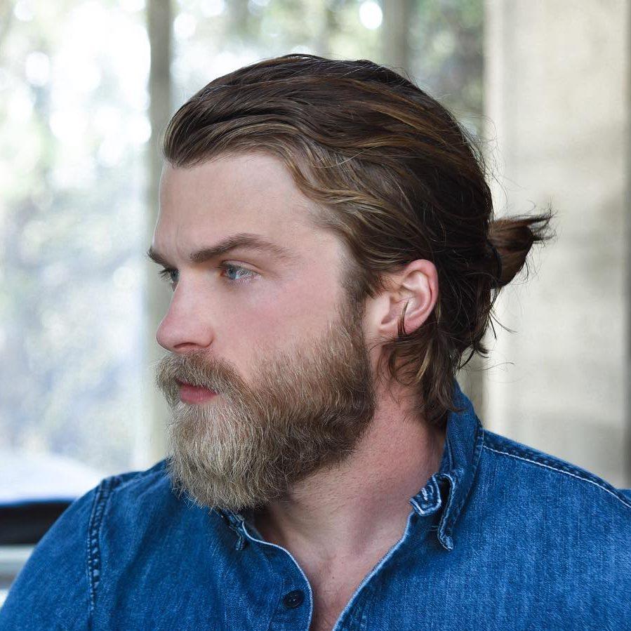 髭×マンバン