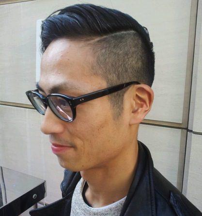 パウロ・ディバラ選手のような髪型の日本人